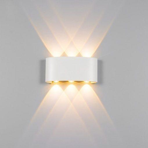 ĐÈN LED GẮN TƯỜNG LWA8031-WH KINGLED