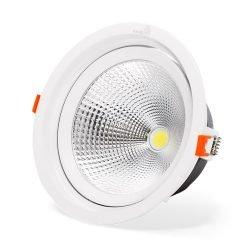 Đèn LED Âm Trần Rọi Tròn DLR Kingled