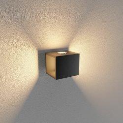 ĐÈN LED GẮN TƯỜNG LWA0100A-BK