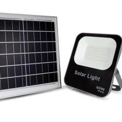 Đèn Pha LED Năng Lượng Mặt Trời EC-FLSL seri Kingeco